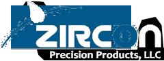 ZIRCON PRECISION PRODUCTS Logo